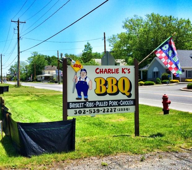 Charlie K's BBQ