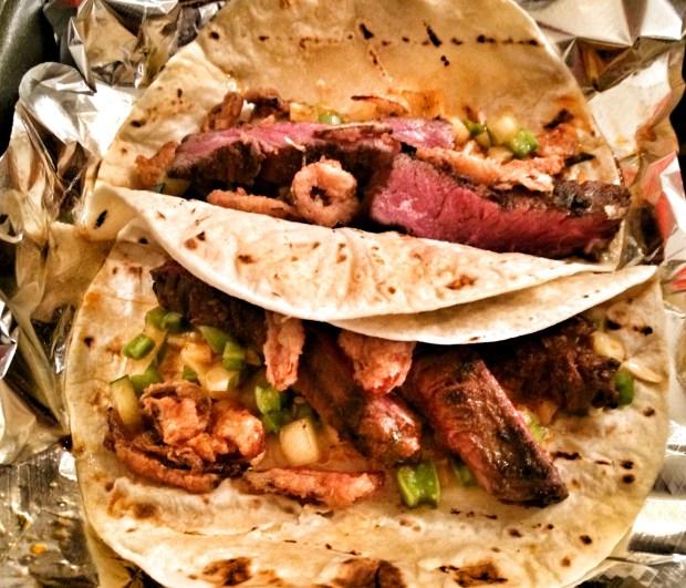 Street Steak Tacos