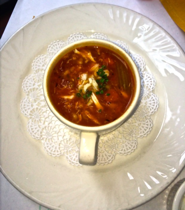 Miss Jean's Maryland Crab Soup