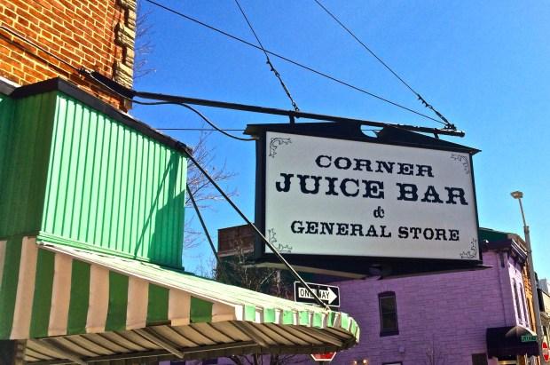 The Corner Juice Bar