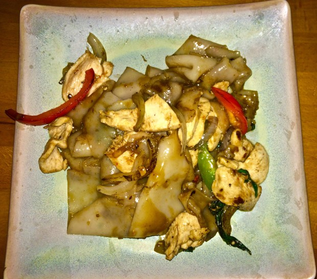 Chicken Drunken Noodles