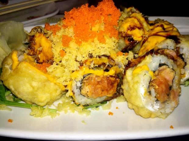 Spicy Tuna Tempura Roll