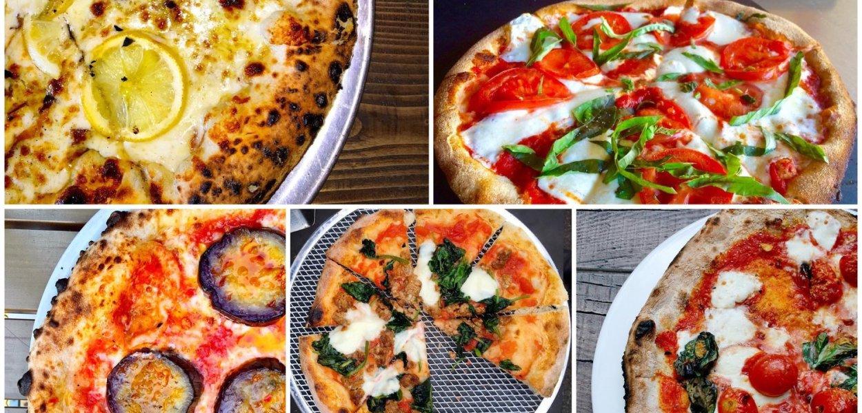 Top 5 Pizza Spots