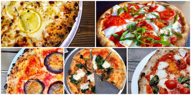 Top 5 Pizza Spots