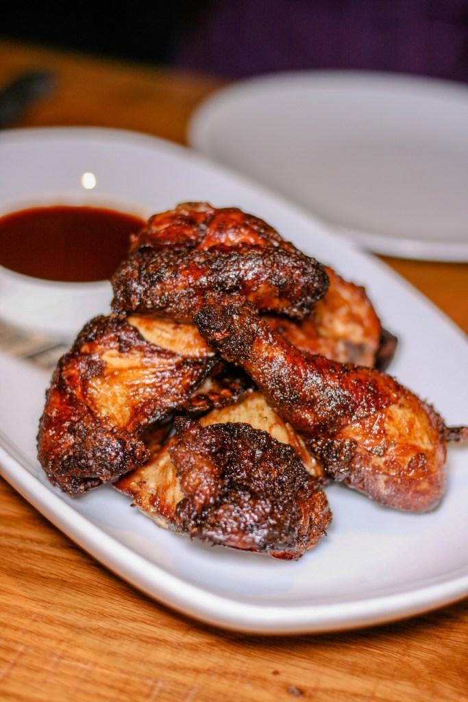 Rotissi-Fried Half Chicken