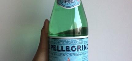 【Costco好市多】懷孕喝好,你喝也好:San Pellegrino 聖沛黎洛天然氣泡礦泉水