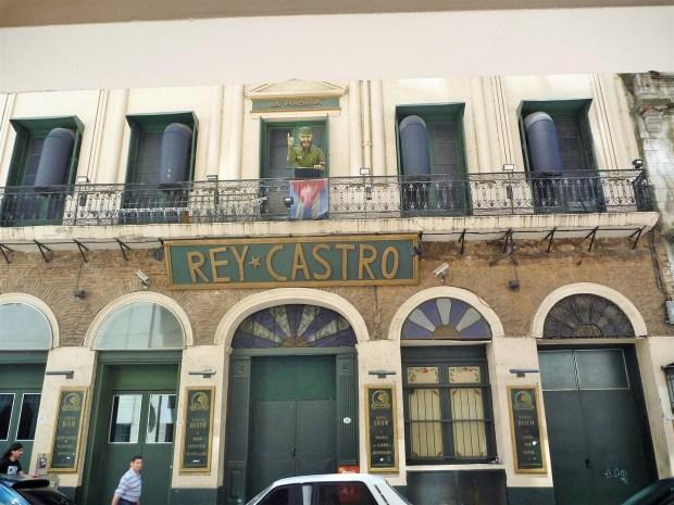 Boate e casa de show Rey Castro - San Telmo