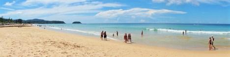 Praia Karon