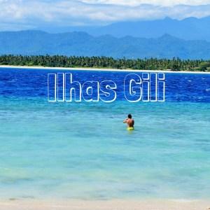 Ilhas Gili em Lombok
