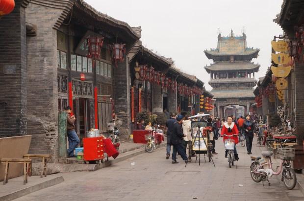 O charme da cidade antiga de Pingyao na China