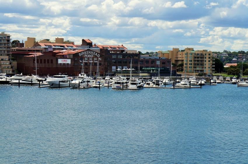 Birkenhead Point Outlet Centre - Drummoyne outlet de Sydney