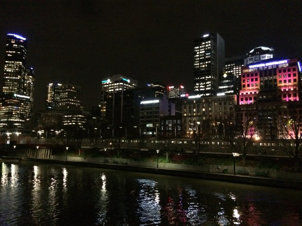 Like Wanderlust em Melbourne