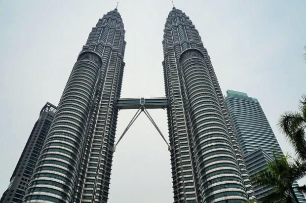 Roteiro em Kuala Lumpur - Torres Petronas