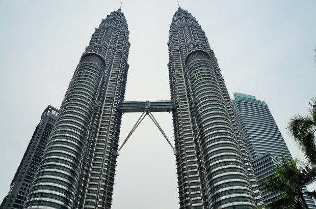 Roteiro Kuala Lumpur - Torres Petronas