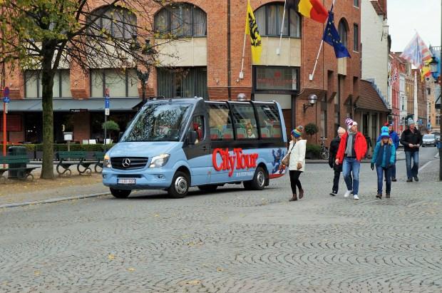 Roteiro de um dia em Bruges - City Tour de Bruges