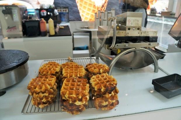 comidas imperdíveis para provar na Bélgica - waffles
