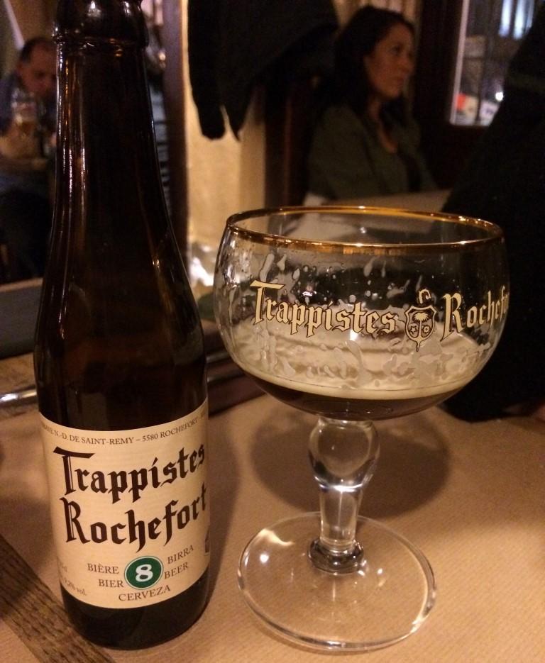 Onde comer em Bruxelas - cervejas belgas