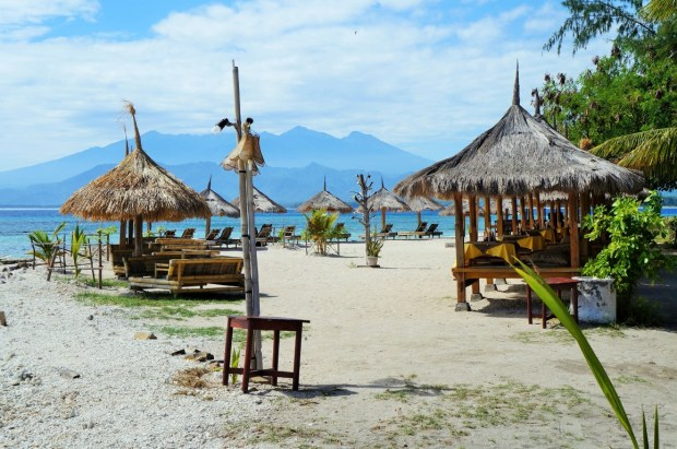 Ilhas Gili em Lombok - Gili Air
