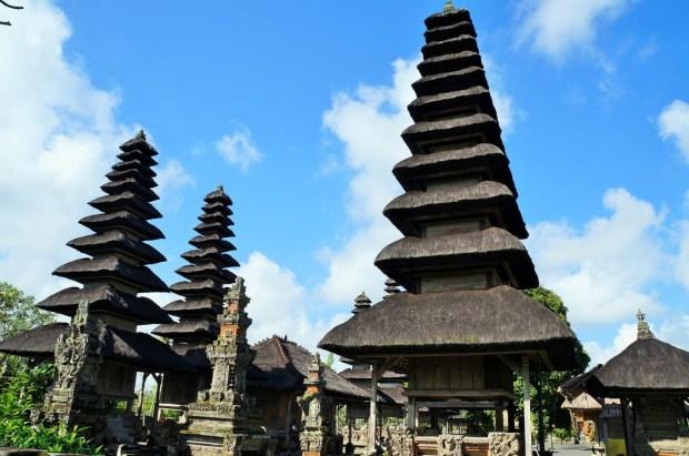 Roteiro para conhecer os templos de Bali - Templo Taman Ayun