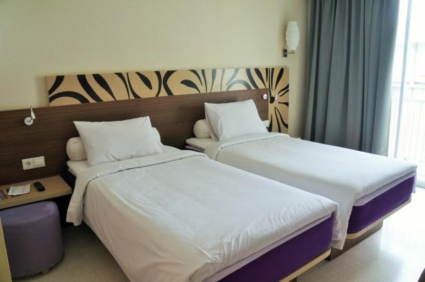 Onde ficar em Nusa Dua gastando pouco - quarto duplo
