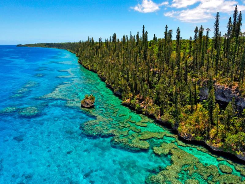 Wanderlust na Nova Caledônia