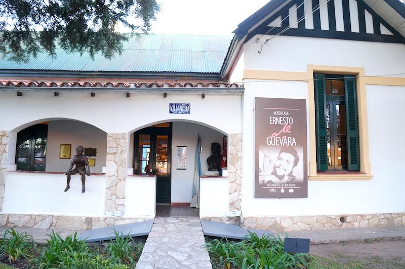 Entrada do Museu de Che Guevara