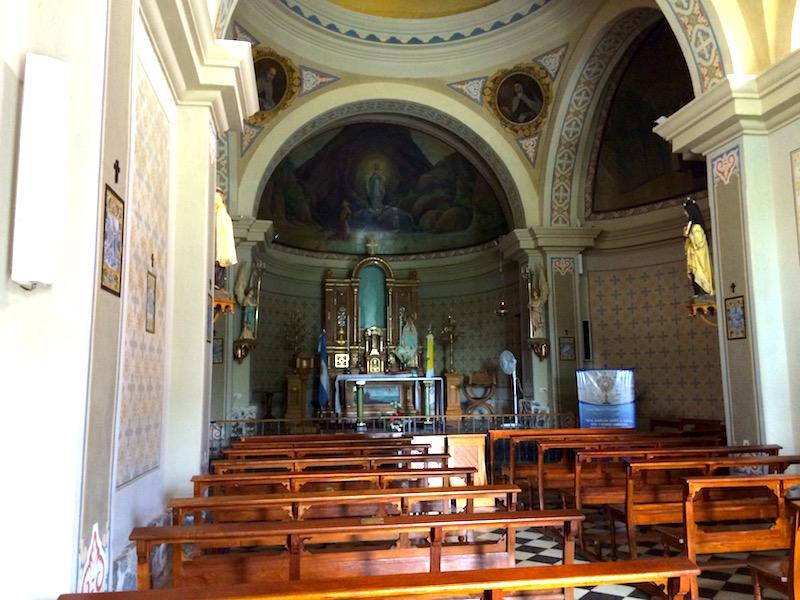 Gruta de Nossa Senhora de Lourdes em Alta Gracia
