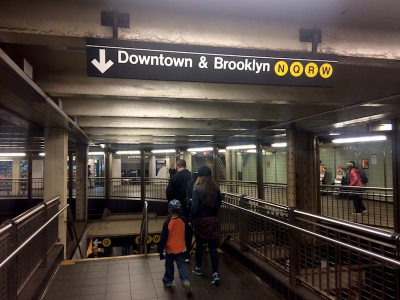 Metrô em NY - Como se locomover em Nova York