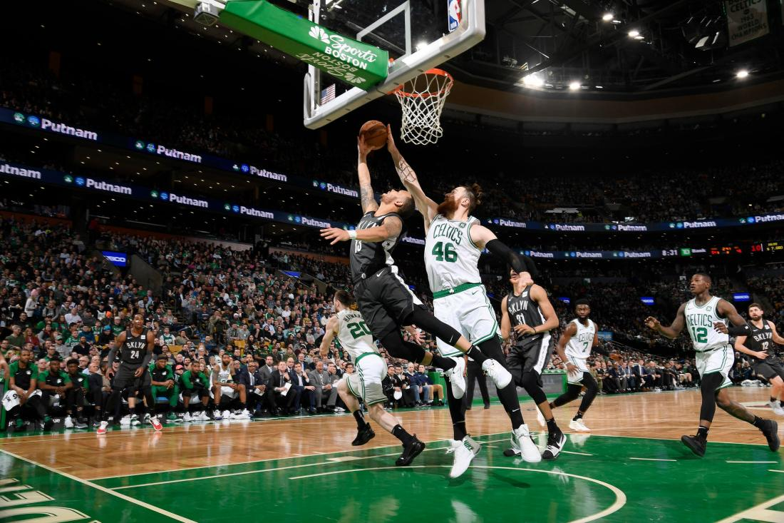 Brooklyn Nets v Boston Celtics
