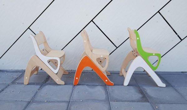 LiL-HOUSE transformable chair