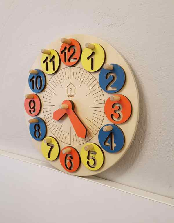 lilhouse learning clock