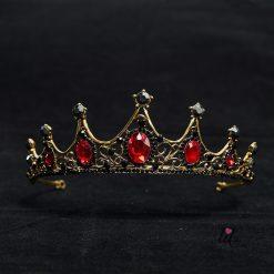 Корона с кристали
