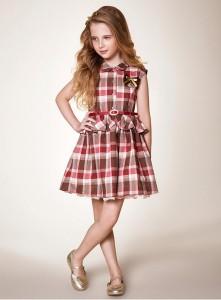 Vestido Xadrez Diforini