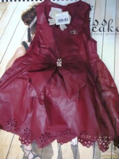 Vestido Vermelho Miss Cake