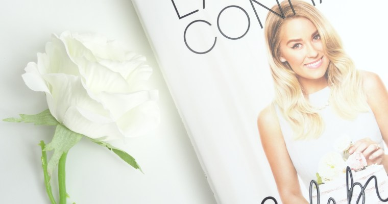 "BUCHREVIEW: Lauren Conrad ""Celebrate"" //life"