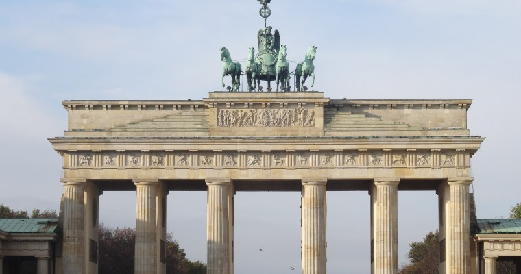 TRAVEL DIARY: Berlin 2016 //travel