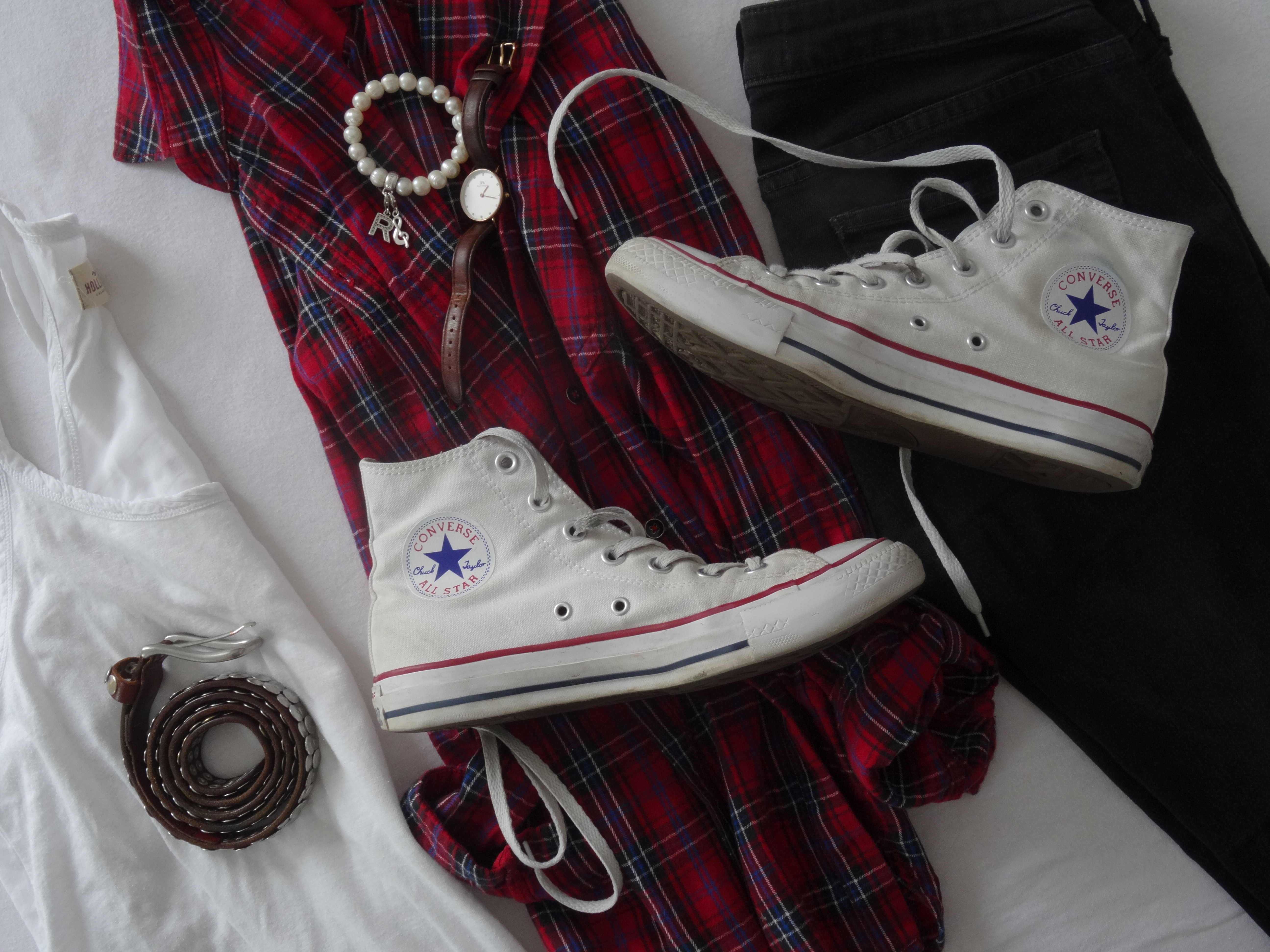 Fashion: 3 Outfitideen für Schule/Uni //life