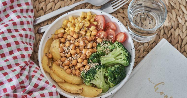 BUDDHA BOWL REZEPT + Tipps für eine nachhaltige und bewusste Ernährung