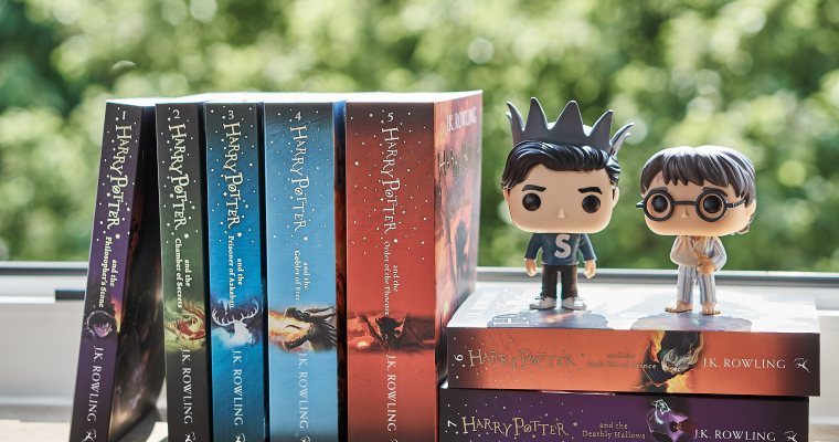 CULTURE CLUB: welcher HARRY POTTER ist der BESTE? – ein Ranking