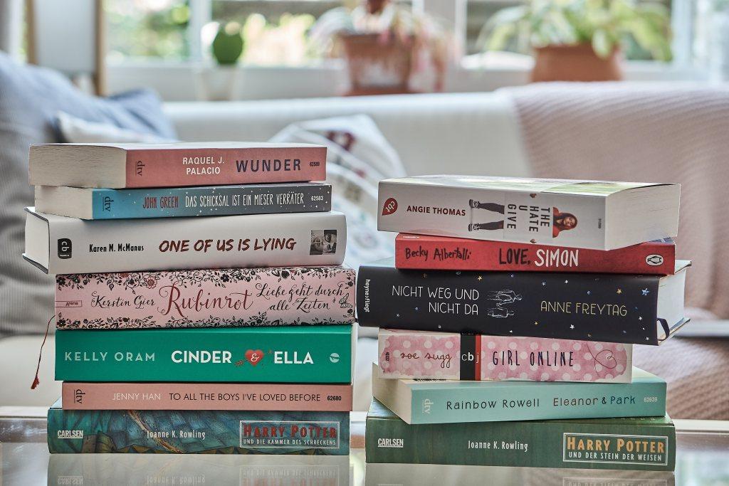 Meine liebsten Jugendromane