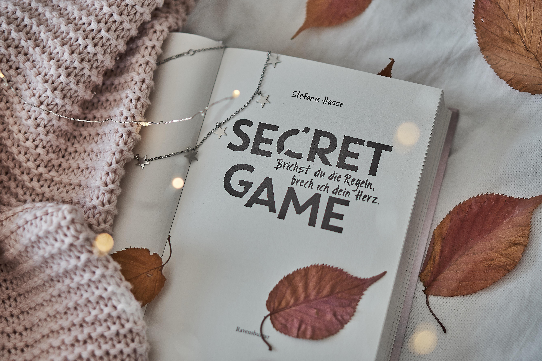 Rezension: Secret Game von Stefanie Hasse