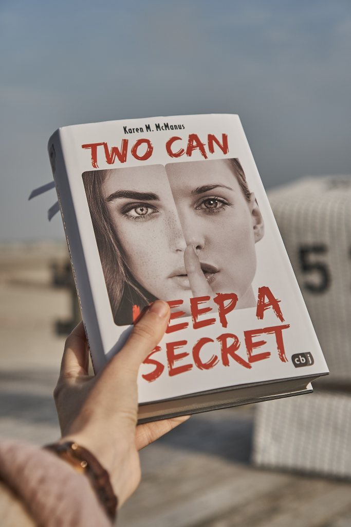 Rezension zu Two can keep a secret von Karen M McManus