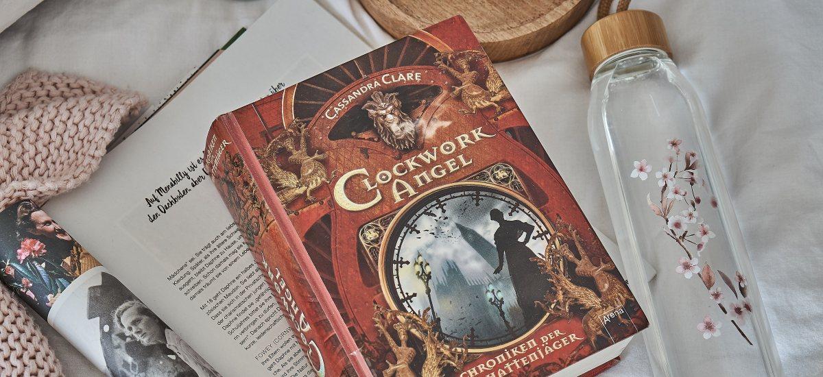 REZENSION: Clockwork Angel von Cassandra Clare