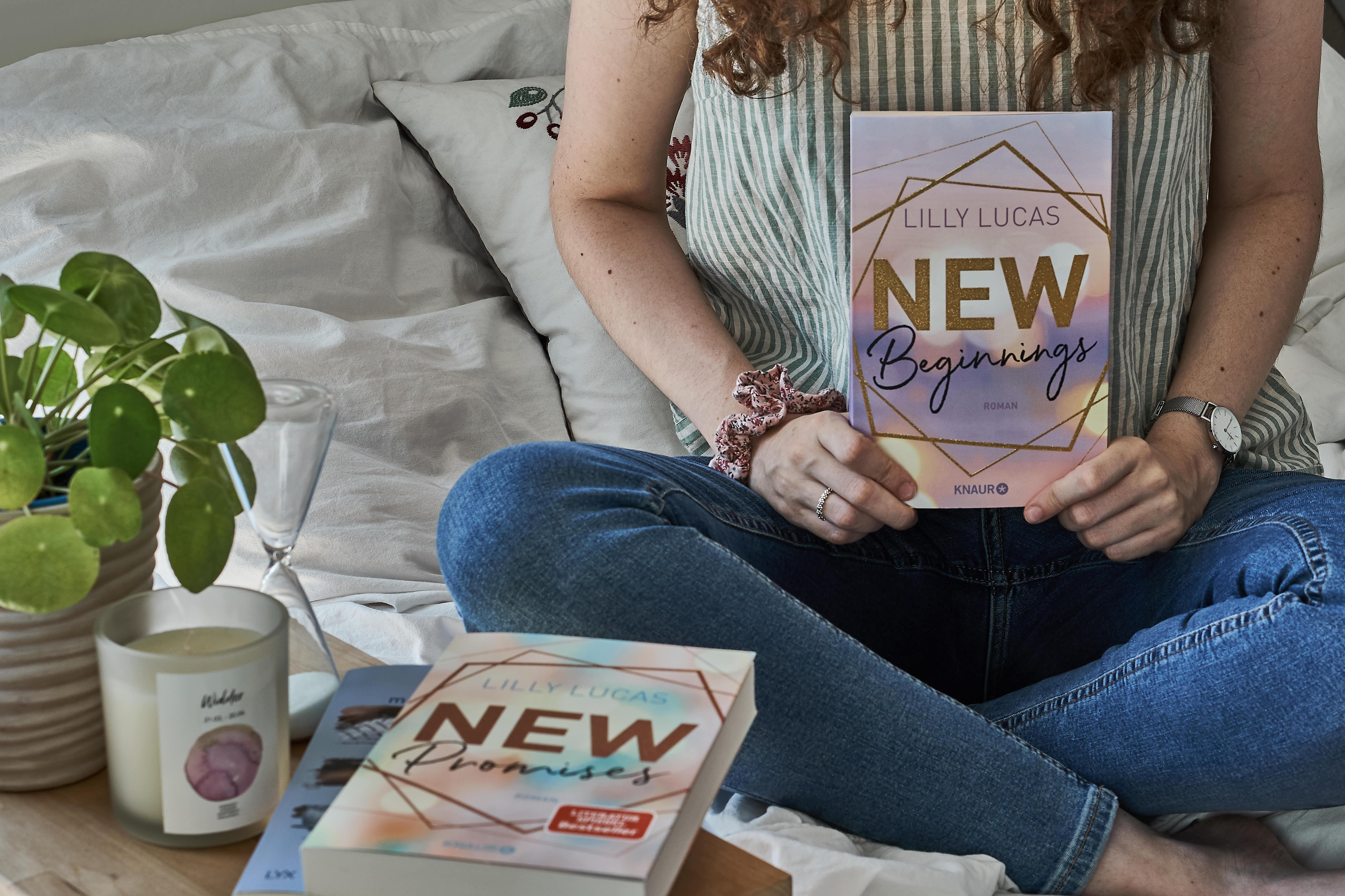 REZENSION: New Beginnings von Lilly Lucas