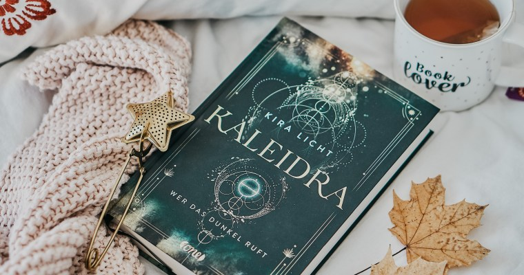REZENSION: Kaleidra – Wer das Dunkel ruft von Kira Licht