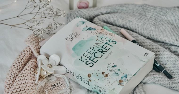 REZENSION: Keeping Secrets von Anna Savas