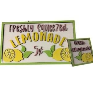 Fresh Lemonade Pair