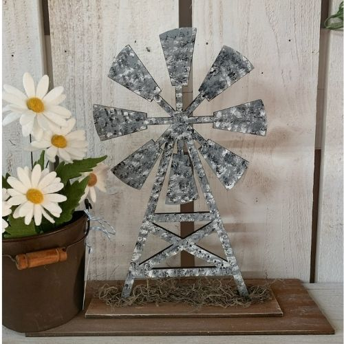 Windmill with Stand