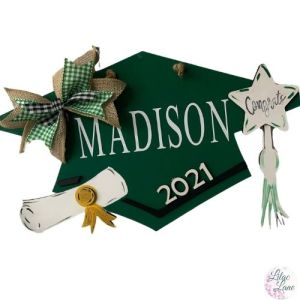 Graduation Hat Door Hanger