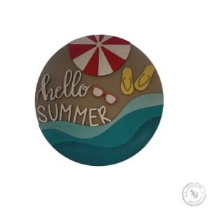 Hello Summer Round